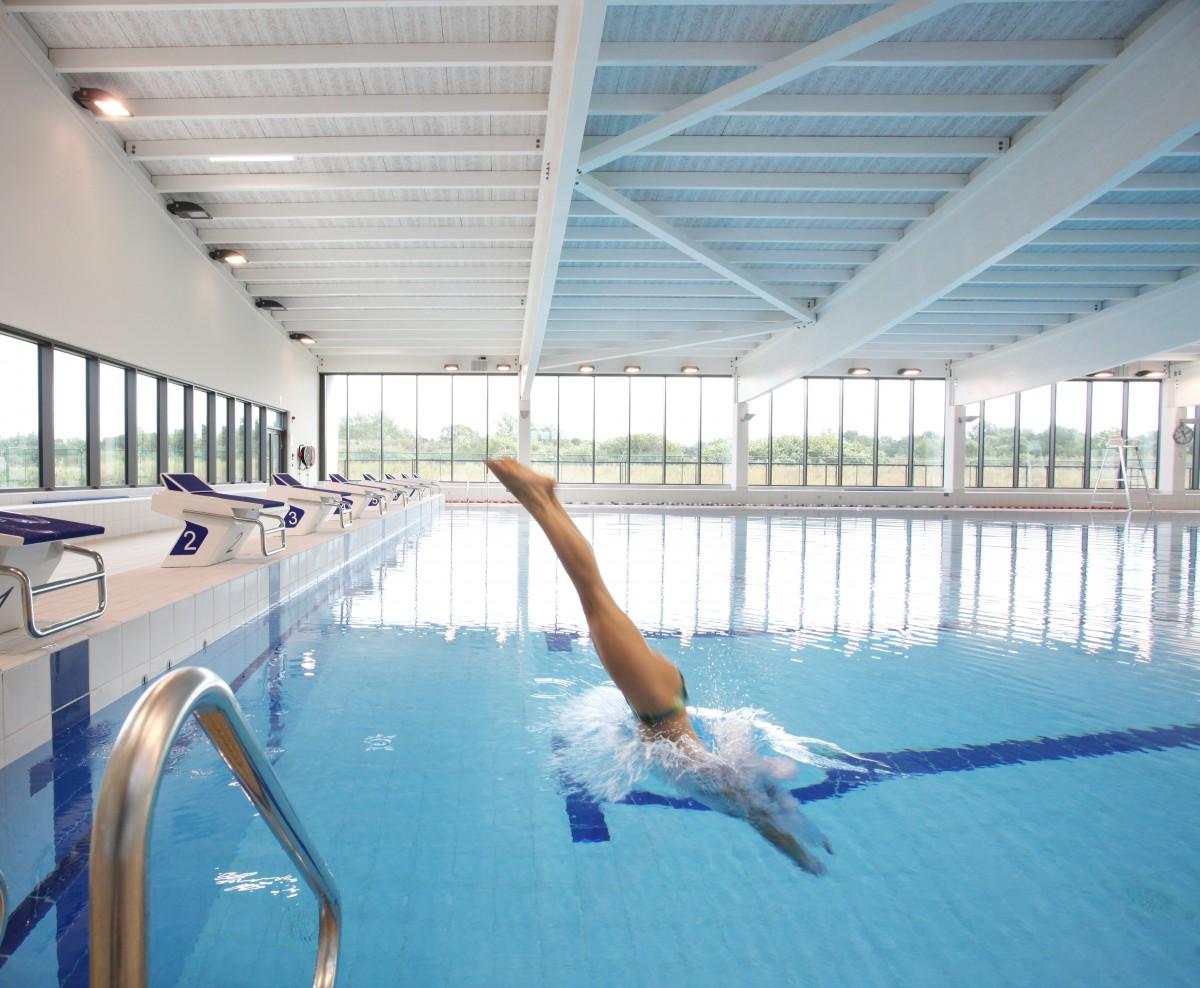 Zwembad Braine L 39 Alleud Artabel